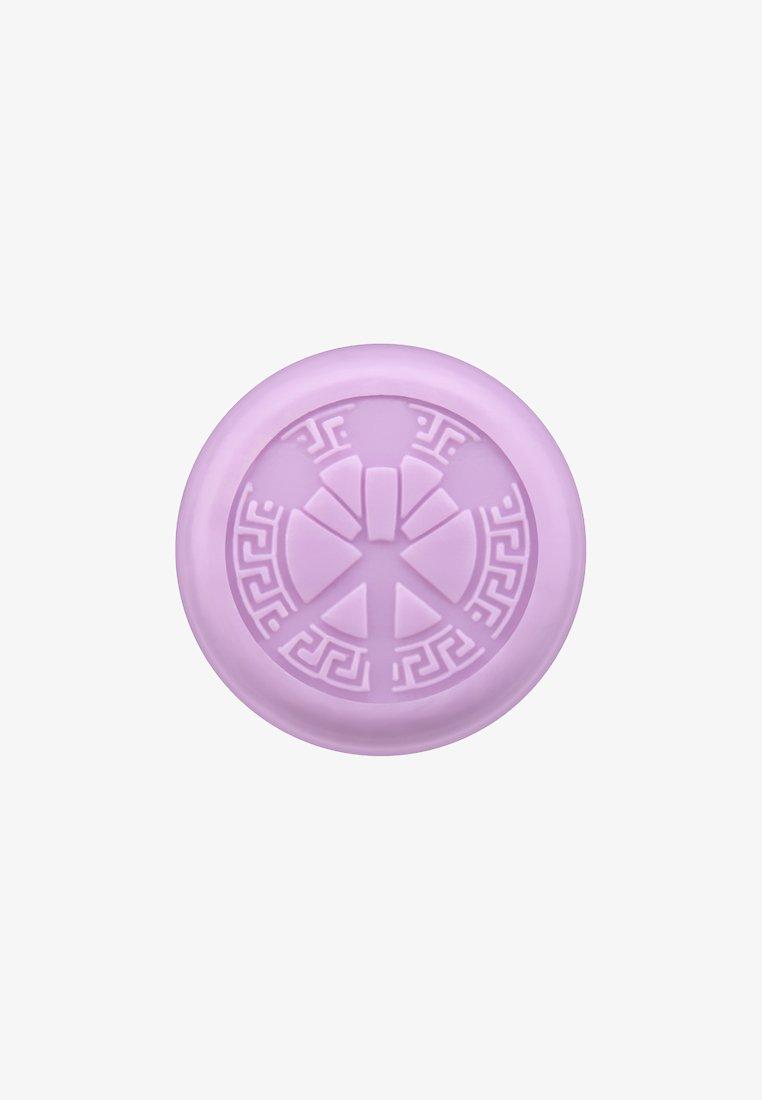 Luvia Cosmetics - VEGAN MAKE-UP BRUSH SOAP - Soap bar - lavender