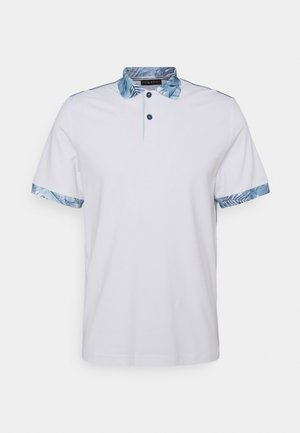 BAHAMAS SUN PROTECTION - Poloshirt - optic white