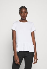 Esprit - T-shirts med print - white - 0