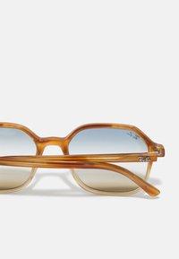 Ray-Ban - UNISEX - Sunglasses - gradient light brown/havana - 2