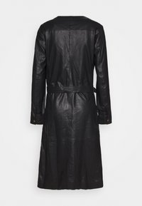 Culture - CUALINA DRESS - Shirt dress - black - 1