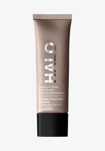 HALO HEALTHY GLOW ALL-IN-ONE TINTED MOISTURIZER SPF25  - Tinted moisturiser - 6 medium