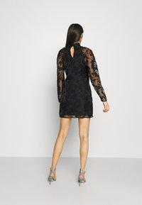Gina Tricot - YLVA DRESS - Cocktailjurk - black - 2