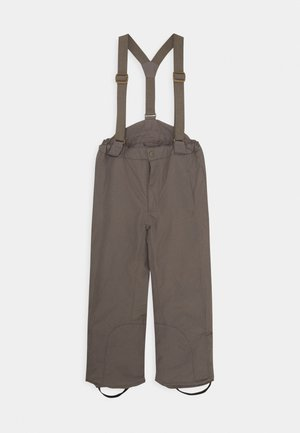 WITTE PANTS UNISEX - Snow pants - dark shadow