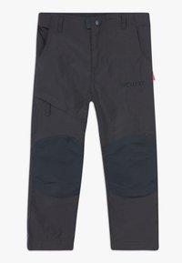 TrollKids - HAMMERFEST PRO SLIM FIT UNISEX - Outdoor trousers - dark grey - 0