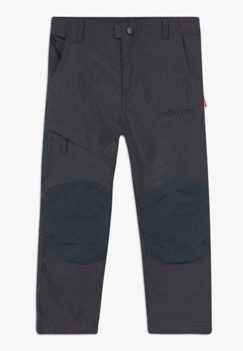 HAMMERFEST PRO SLIM FIT UNISEX - Outdoor trousers - dark grey