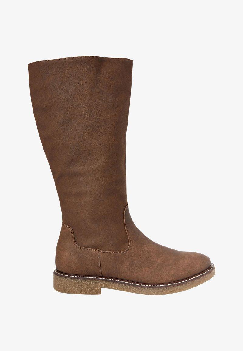 Next - Laarzen - brown