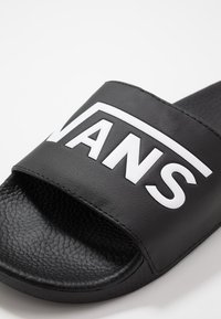 Vans - SLIDE-ON UNISEX - Pantolette flach - black - 6