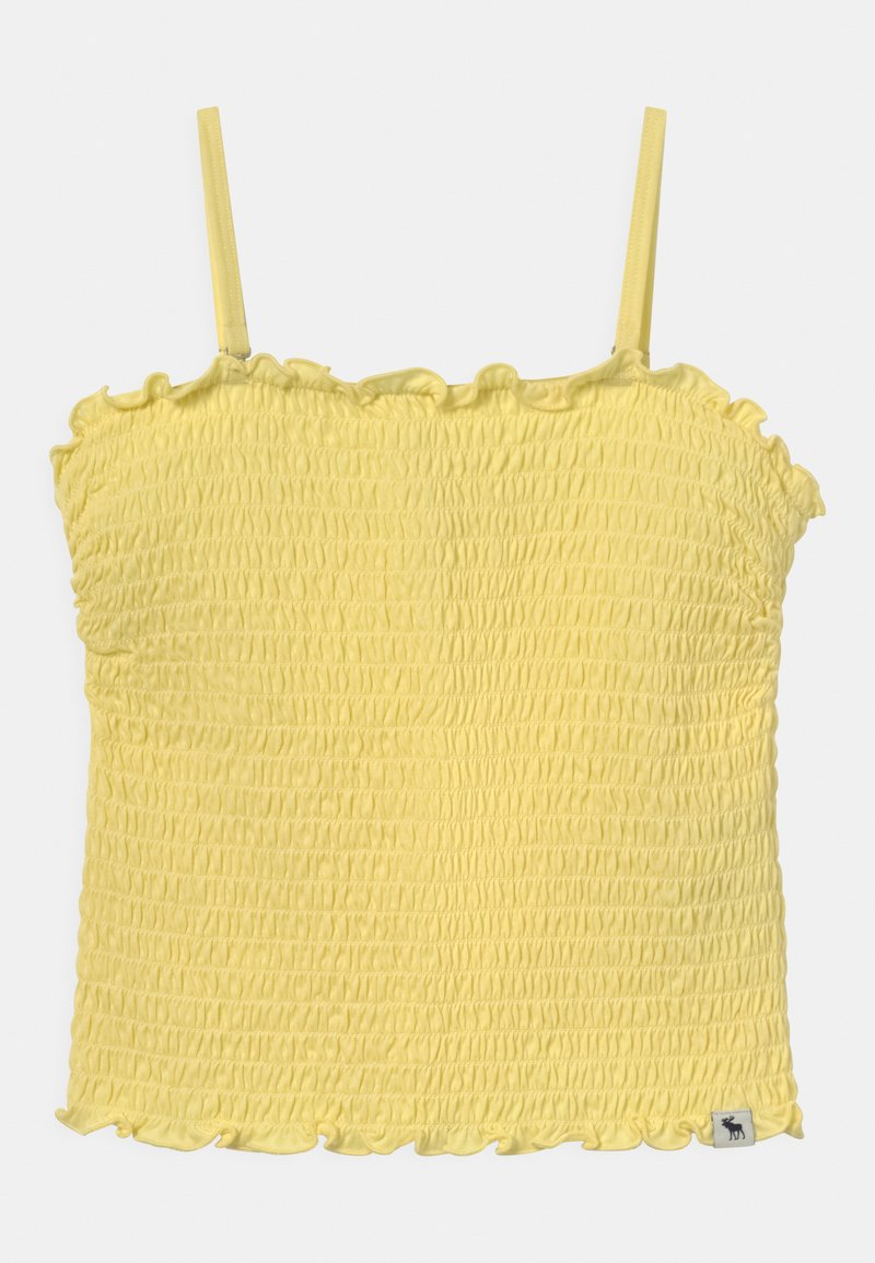 Abercrombie & Fitch - Top - yellow