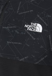 The North Face - TRAIN LOGO OVERLAY JACKET - Träningsjacka - black