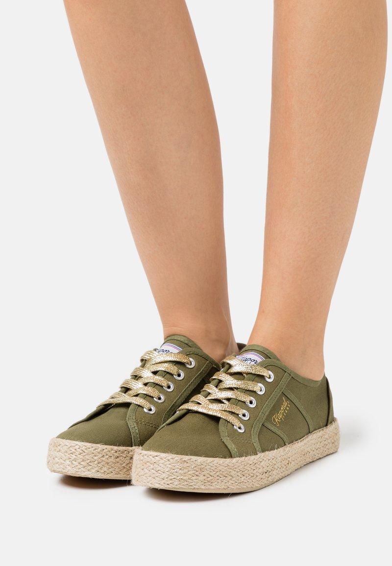 Kaporal - TORGATY - Zapatillas - kaki