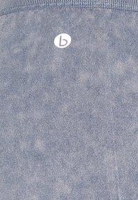 Cotton On Body - LIFESTYLE SEAMLESS YOGA SHORT - Medias - blue jay wash - 5