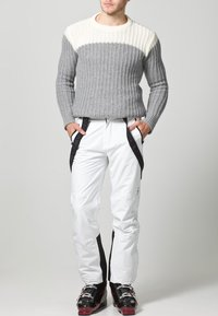 CMP - MAN PANT - Zimní kalhoty - bianco - 1