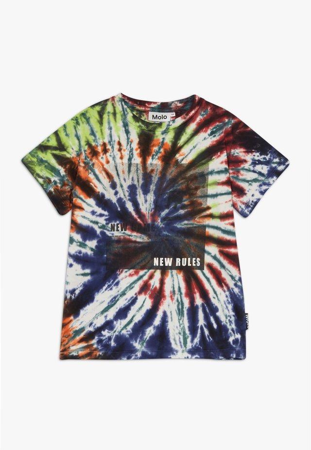 ROXO - T-shirt imprimé - multicolor