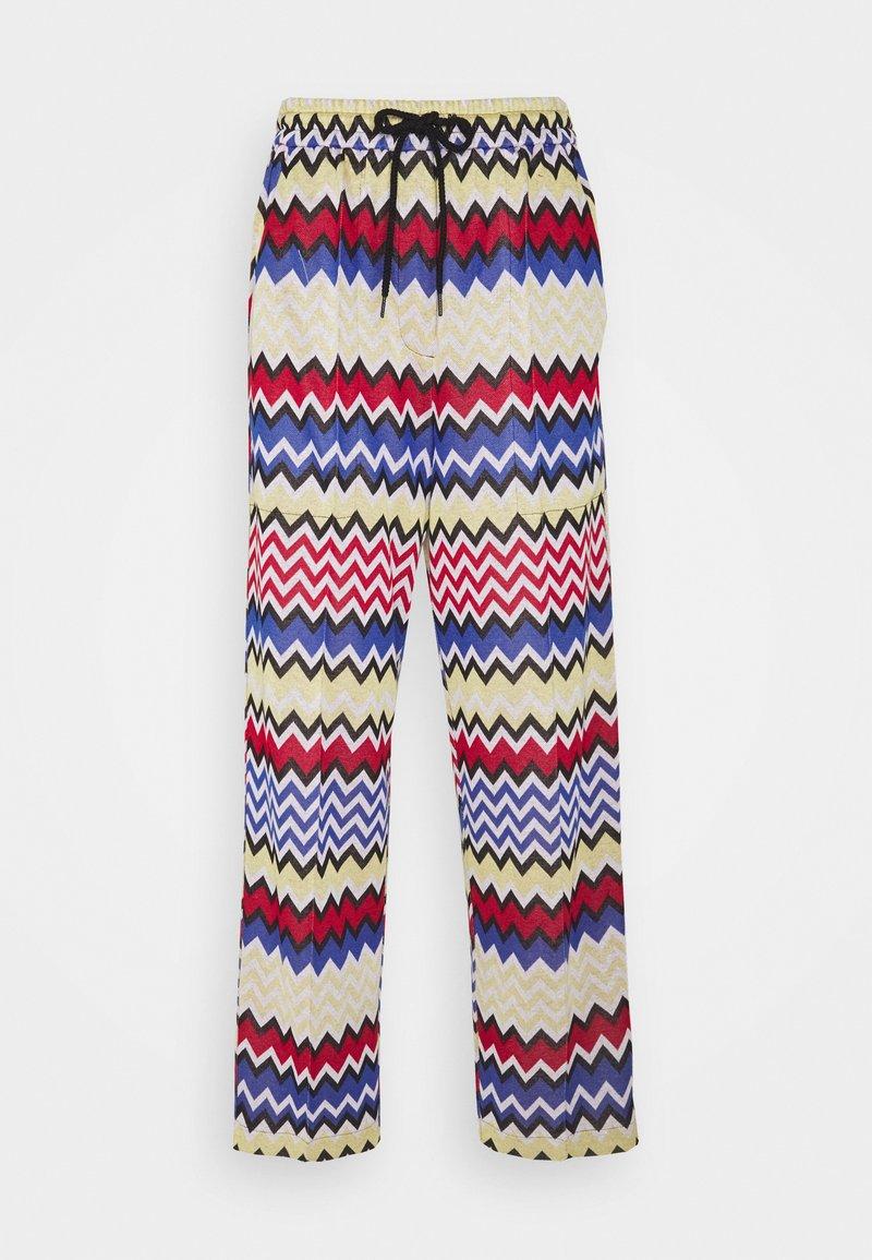 M Missoni - PANTALONE - Kalhoty - multi-coloured