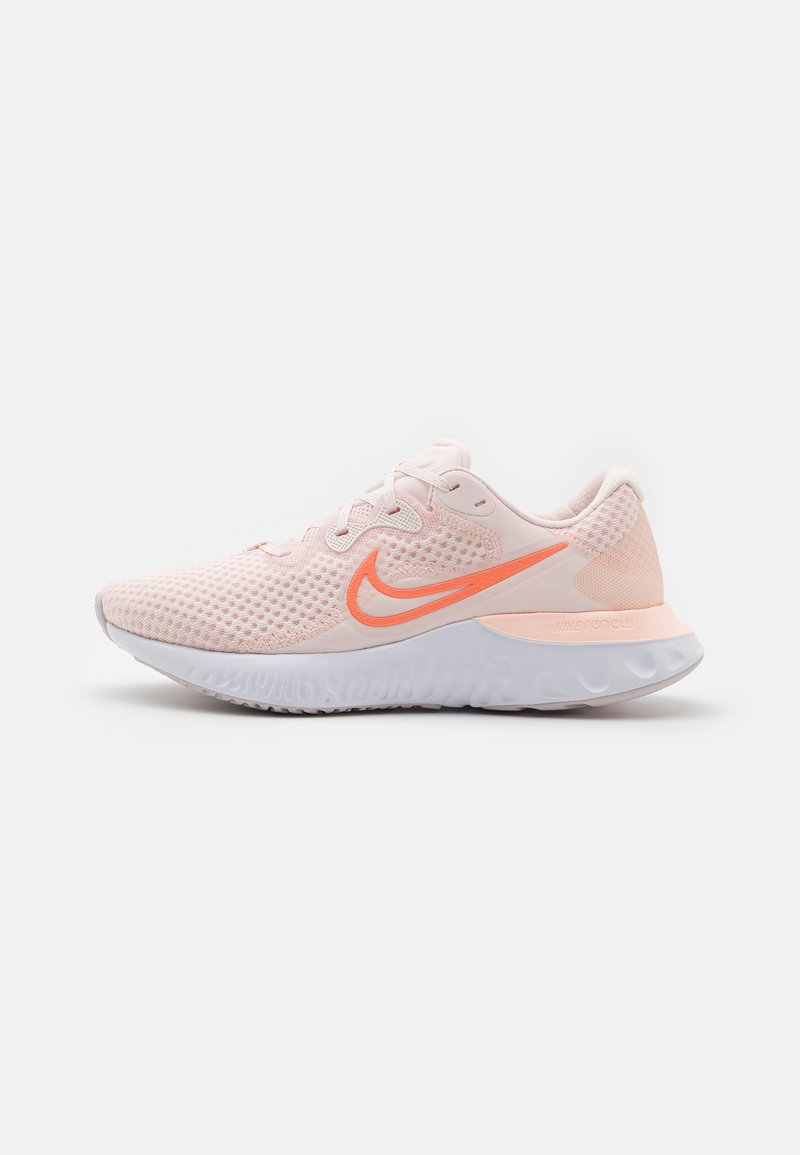 Nike Performance - RENEW RUN  - Nøytrale løpesko - light soft pink/summit white/crimson bliss/crimson tint/venice/white