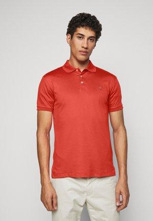 PIMA - Polo - orangey red