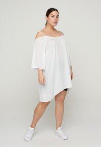 Zizzi - Tunic - white - 1