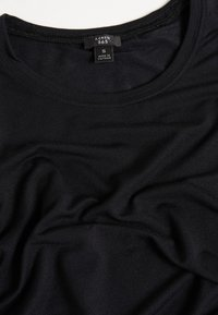 J.CREW - CREW STRETCH SHORT SLEEVE TEE - T-Shirt basic - black - 4