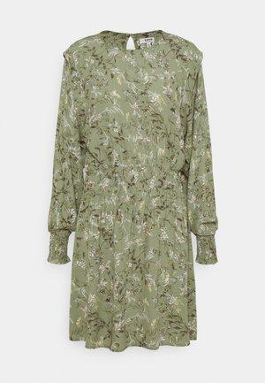 FLAMINIA DRESS  - Day dress - oil green