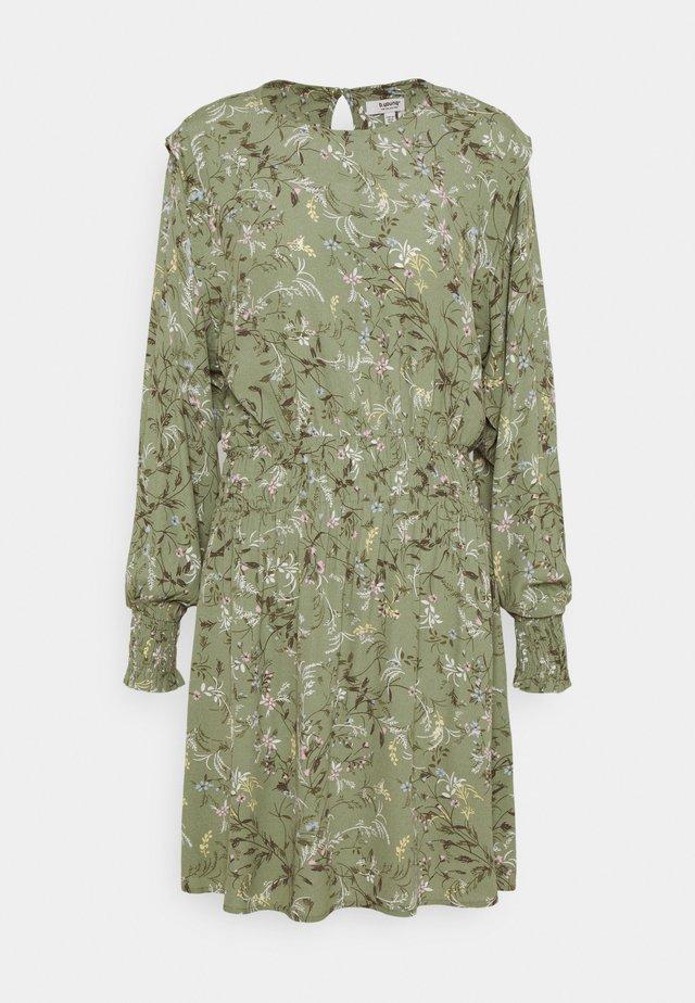 FLAMINIA DRESS  - Sukienka letnia - oil green