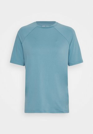 REFORM ENDURO LIGHT TEE - T-Shirt print - light basalt blue