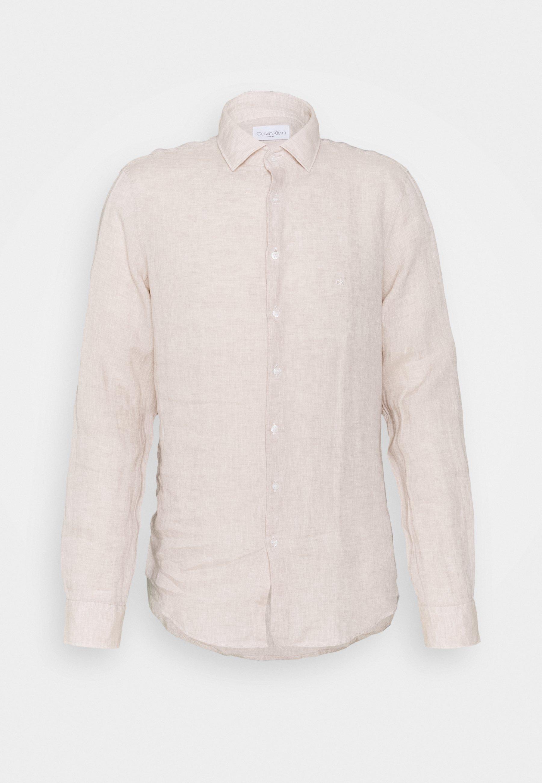 Men SOLID SLIM SHIRT - Formal shirt