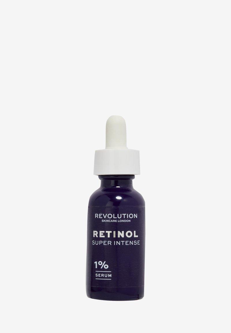 Revolution Skincare - 1% RETINOL SUPER INTENSE SERUM - Serum - -