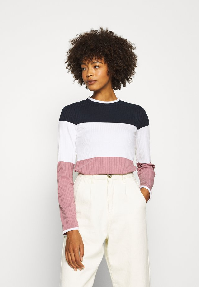 COLORBLOCK  - Jumper - pink