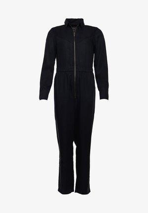 Jumpsuit - washed black