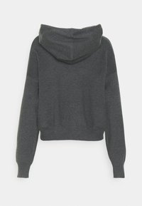 Even&Odd - Jogger and Hoodie Set - Jumper - mottled dark grey - 1