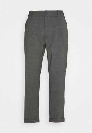 TAYLOR PANT DIAMOND - Chino kalhoty - light grey heather rigid