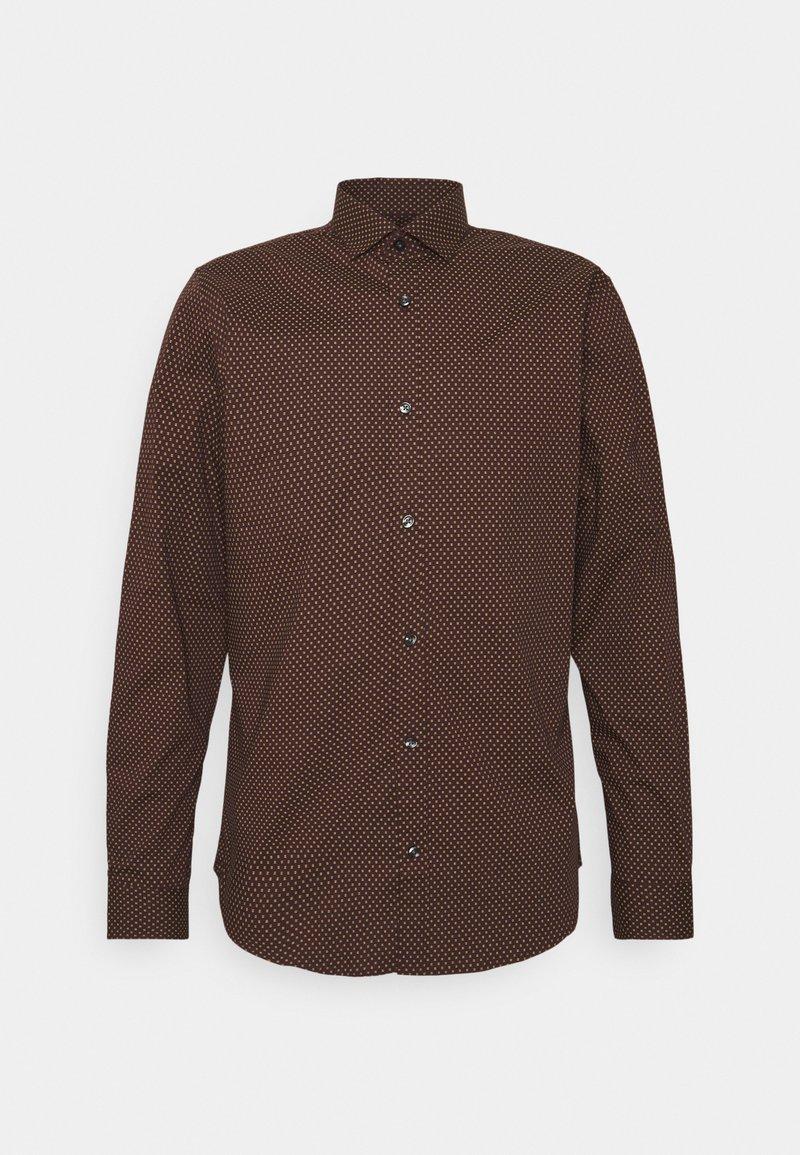 Jack & Jones PREMIUM - JPRBLABLACKPOOL STRETCH  - Formal shirt - fudge