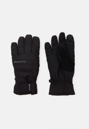 BRONCO GORE TEX GLOVE - Rukavice - black
