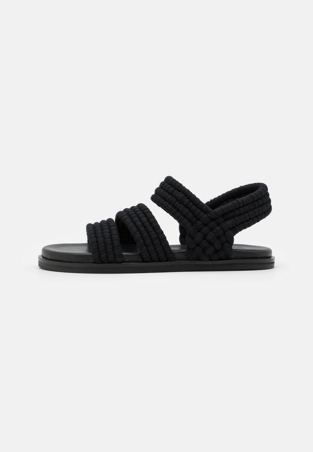 SANDALS - Sandalen - black