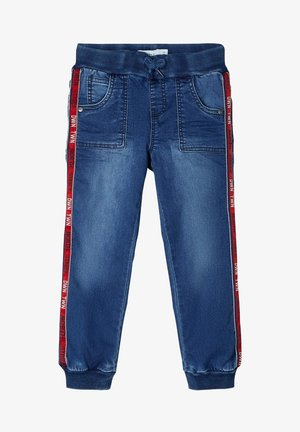 JEANS BAGGY FIT - Relaxed fit jeans - dark blue denim