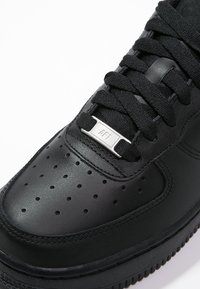 Nike Sportswear - AIR FORCE 1 - Baskets basses - black - 5