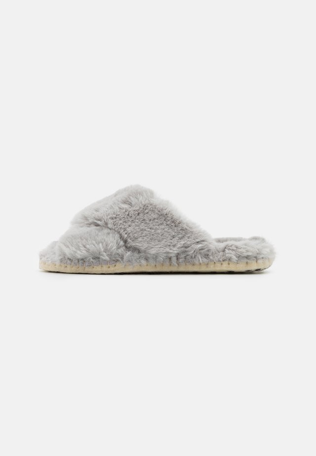 ISABEL - Mules - grey