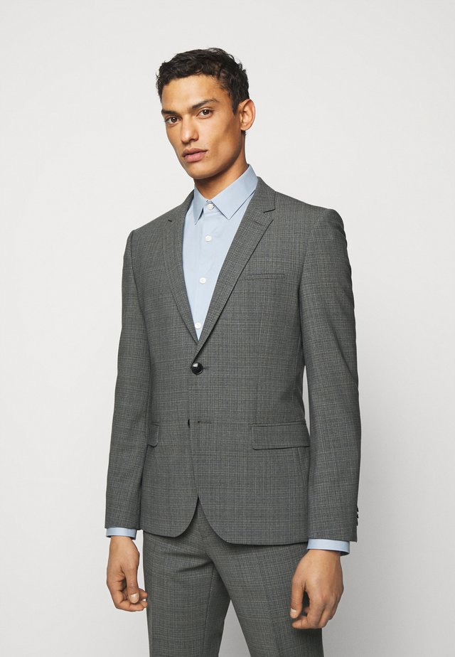 ARTI HESTEN - Suit - medium grey