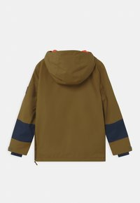 Quiksilver - STEEZE YOUTH UNISEX - Snowboard jacket - military olive - 1