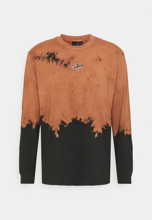 Longsleeve - multi bleach wash