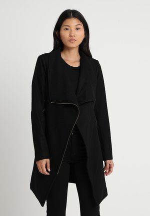 MIKA - Mantel - black