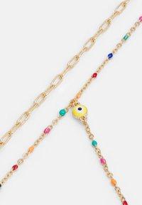 ALDO - YBENDAWEN - Necklace - bright multi/gold-coloured - 2