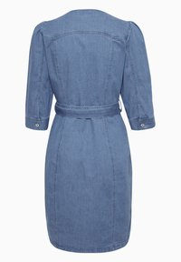 Soaked in Luxury - SLTINATIN - Denim dress - classic blue denim - 5