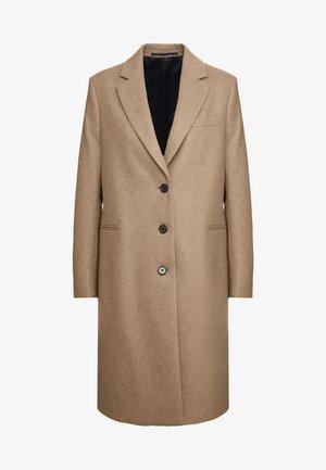 CIANNIA - Classic coat - nut
