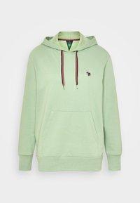 PS Paul Smith - ZEBRA HOODIE - Sweatshirt - mint - 6