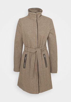 VMCLASSBESSY - Short coat - sepia tint
