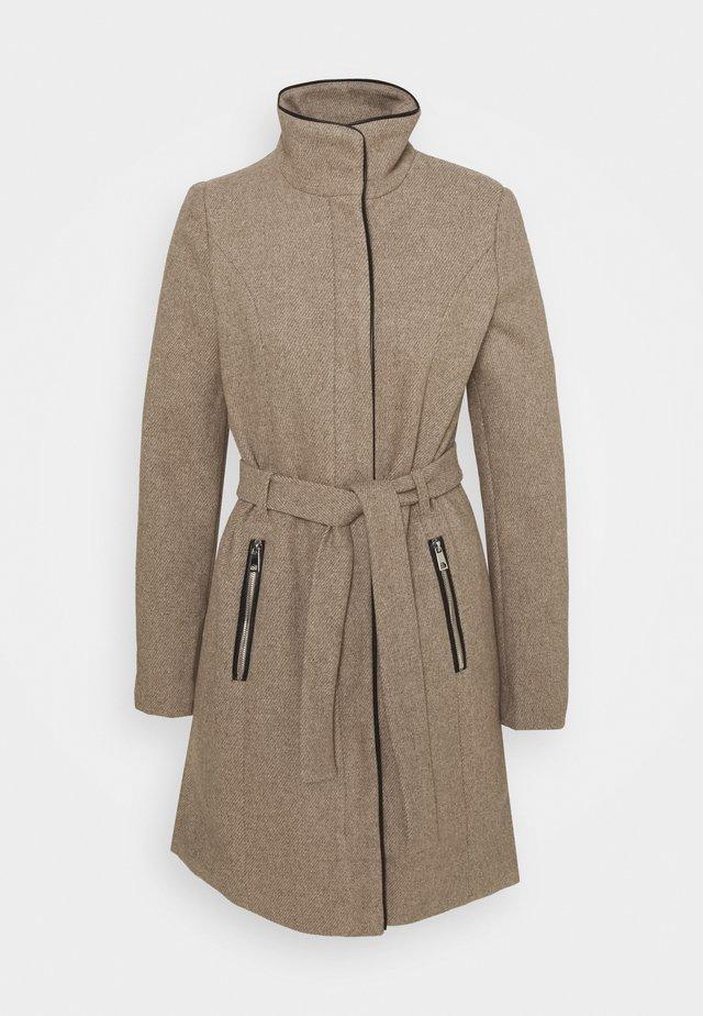 VMCLASSBESSY - Classic coat - sepia tint