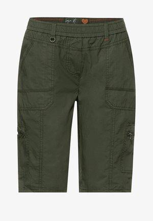 Shorts - utility olive