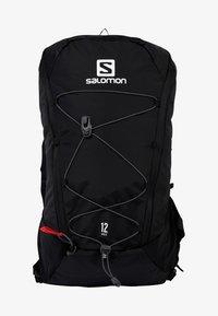 Salomon - AGILE 12 SET - Rucksack - black - 2